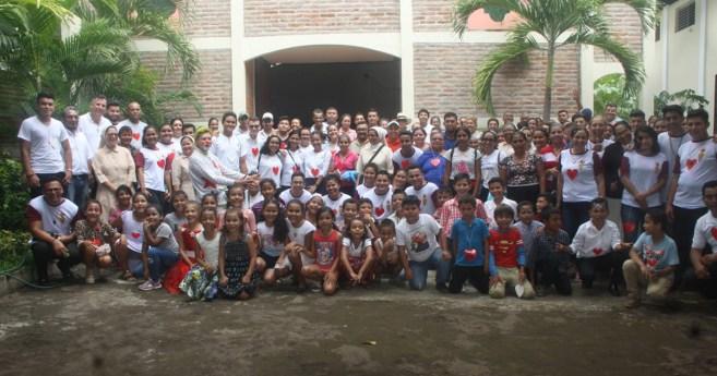 Resumen del II Encuentro de la Familia Vicentina en Nicaragua