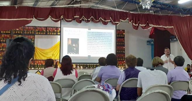 Encuentro de la Familia Vicentina de El Salvador (22 de septiembre de 2019)