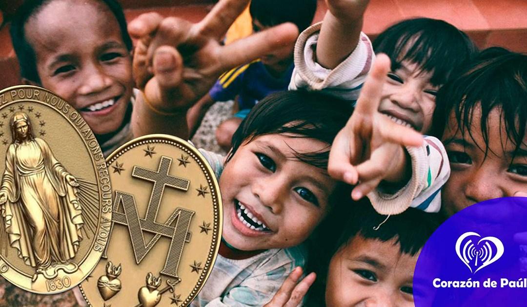 Una lectura de la Medalla Milagrosa desde la periferia