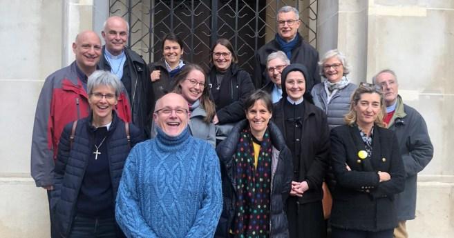 Encuentro de la Coordinadora Nacional de la Familia Vicenciana en Francia