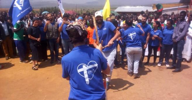 Del Líbano a Ruanda, solidarios con los refugiados