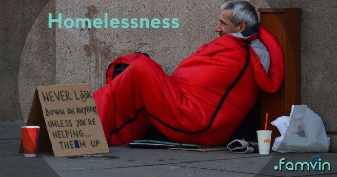 La falta de vivienda: primeros auxilios y soluciones a largo plazo