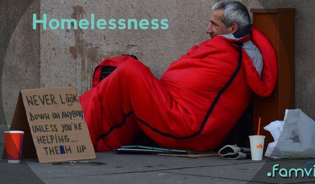 ¿Qué necesitan las personas sin hogar cuando llega la ola de calor?