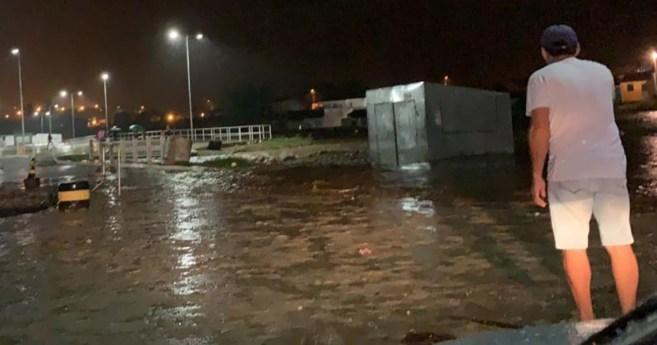 Ayudando a salvar vidas en una ciudad inundada del noreste de Brasil