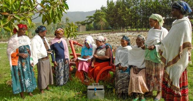 Hermanas vicencianas empoderan a mujeres en Etiopía
