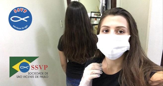 Los vicentinos de Brasil crean un servicio para que la población en riesgo pueda quedarse en casa