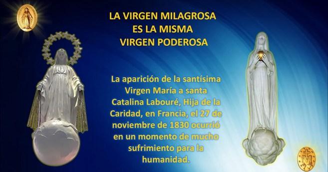 Oración de Consagración del Mundo a la Virgen Milagrosa en los tiempos del Covid-19