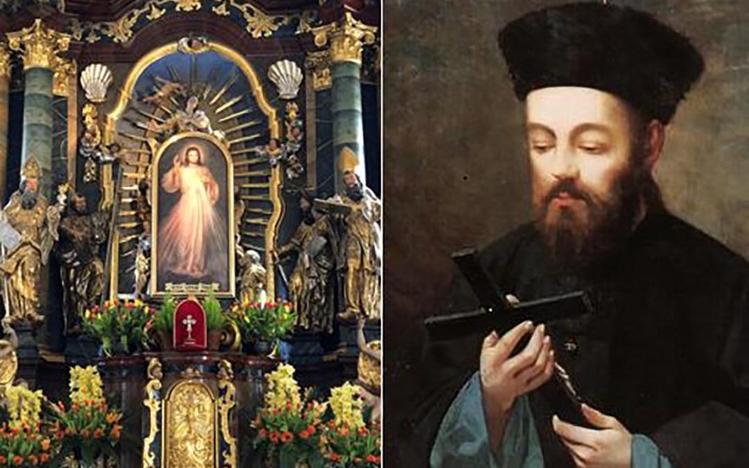 Un santo de Wuhan en Polonia