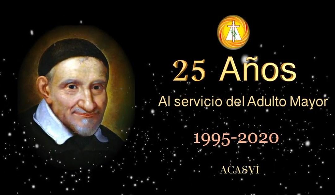La «Asociación de Caridades San Vicente» cumple 25 años de existencia