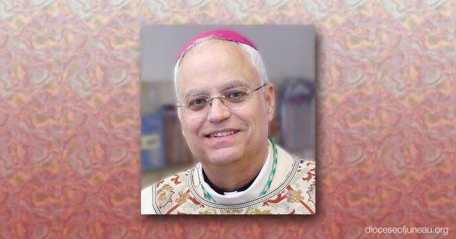 El obispo Andrew E. Bellisario, CM, nombrado nuevo arzobispo metropolitano de Anchorage-Juneau