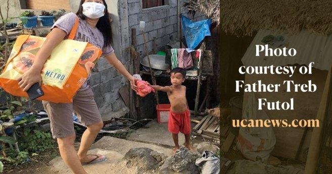 Los vicencianos en Filipinas reciben elogios por su acción ante el Covid