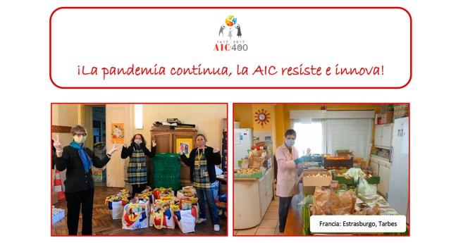 Boletín de AIC, mayo de 2020