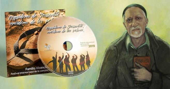 Disco «Seguidores de Jesucristo, servidores de los pobres»