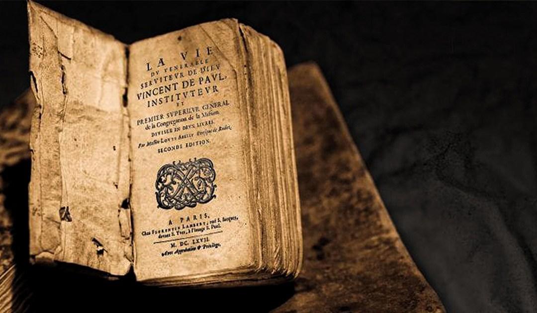 Textos Inéditos de San Vicente de Paúl