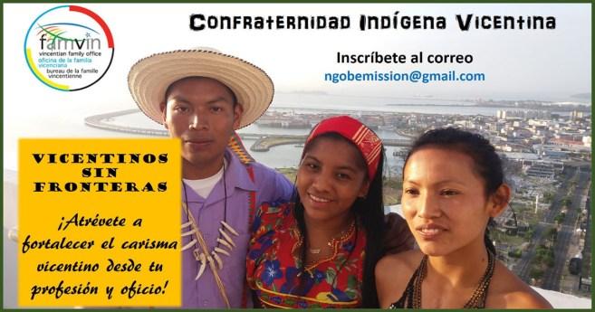 Objetivos de la Confraternidad Indígena Vicentina para este 2021