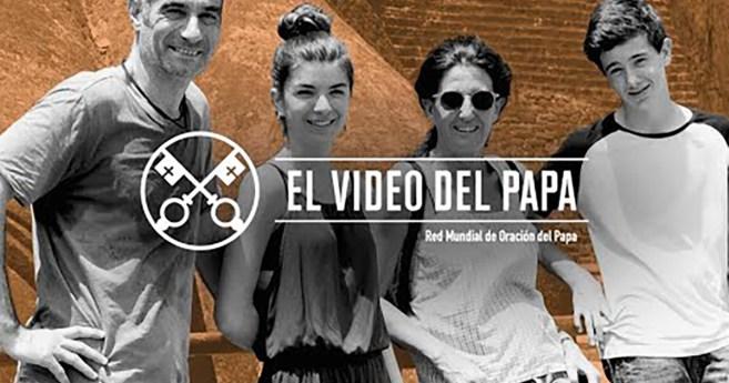 «El vídeo del Papa»: Nuestras familias (julio de 2020)