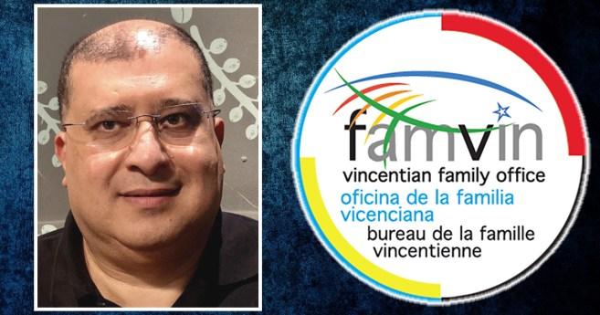 Un nuevo miembro de la Oficina de la Familia Vicenciana