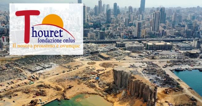 Hermanas de la Caridad de Santa Juana Antida Thouret lanzan campaña para ayudar a Líbano