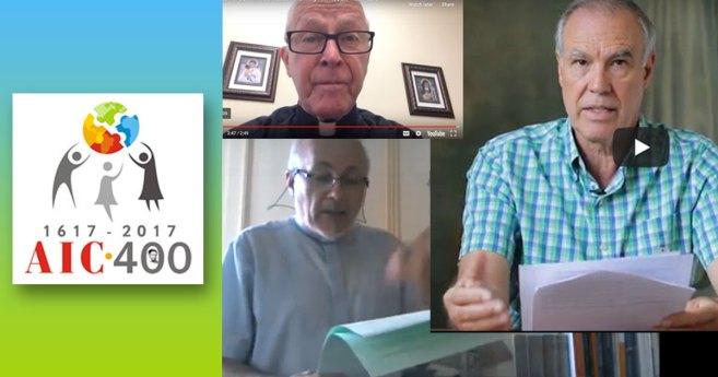 Videos cortos de la AIC sobre las virtudes vicencianas, Parte 1: Humildad