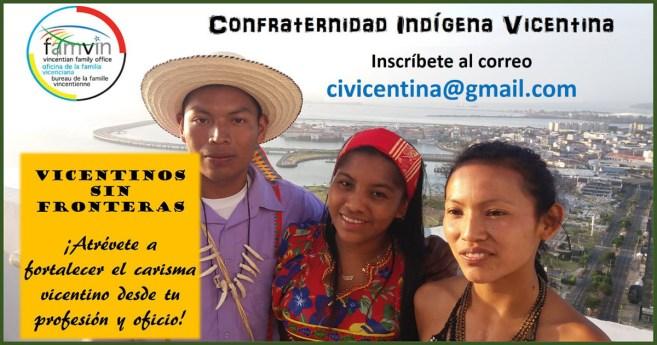 Segunda reunión virtual de la Confraternidad Indígena Vicentina