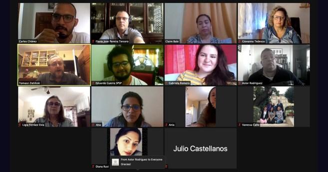 Cuarta reunión de la Confraternidad de Traductores Vicentinos