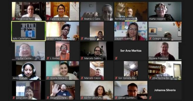 Cuarta reunión de la Confraternidad de Educadores Vicentinos de América Latina