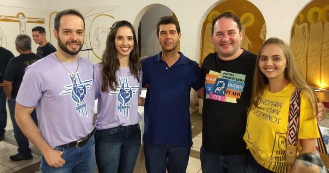 Entrevista a Cristian Reis da Luz, presidente de la SSVP en Brasil