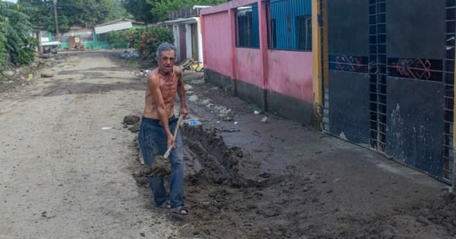 Huracán Eta en Honduras, segunda fase: vuelta a casa