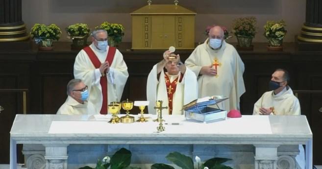 175º Aniversario de la SSVP en los Estados Unidos: se celebró una Santa Misa en Saint Louis