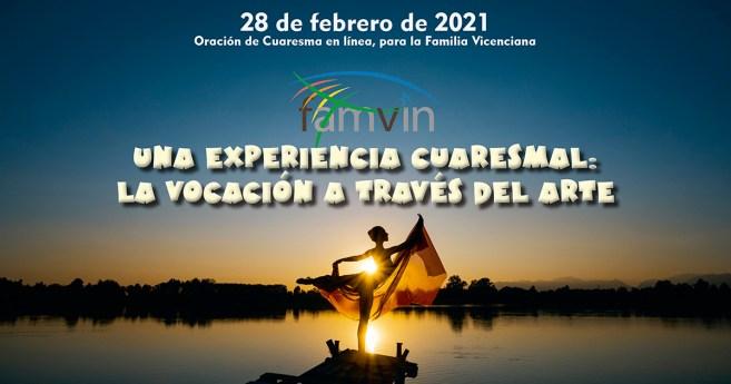 Revive la Oración de Cuaresma para la Familia Vicenciana 2021