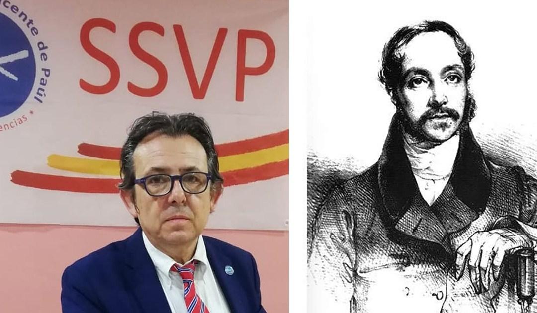 Entrevista a Juan Manuel Buergo, presidente de la SSVP en España, sobre el Venerable Santiago Masarnau