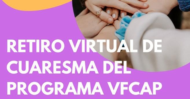 Retiro cuaresmal «en linea» para la Familia Vicenciana