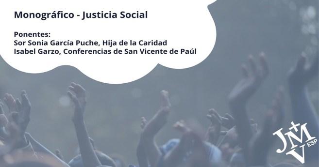 Formación con JMV sobre Doctrina Social de la Iglesia
