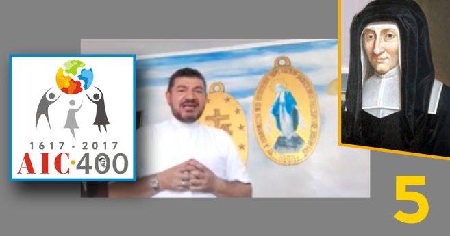 Serie de vídeos de formación de la AIC sobre Santa Luisa, parte 5