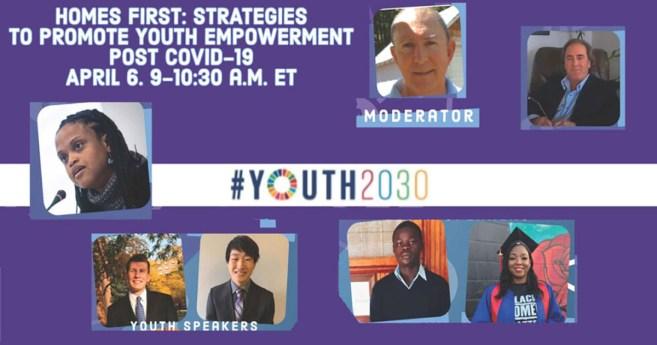 Hogares primero: Estrategias para promover el empoderamiento de los jóvenes tras la Covid-19