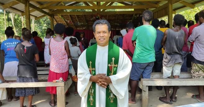 Islas Salomón: Entrevista al padre Yohanes Werang CM
