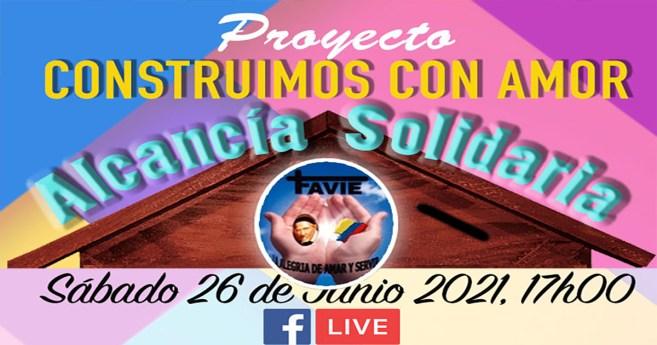 "Nuevo Proyecto: ""Construimos con Amor"" en Ecuador"