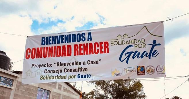 """""""Bienvenido a Casa"""" en Guatemala con la Campaña """"13 Casas"""""""
