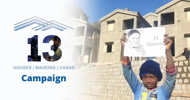 """Más de 70 personas participan en el primer webinar sobre la Campaña """"13 Casas"""""""