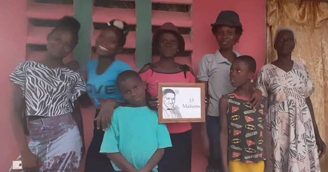 Un nuevo techo en Haití con las Hermanas de la Caridad