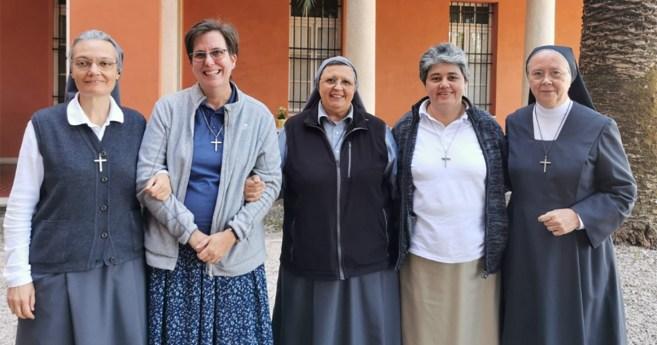 Sor Maria Rosa Muscarella, nueva Superiora General de las Hermanas de la Caridad de Santa Juana Antida Thouret