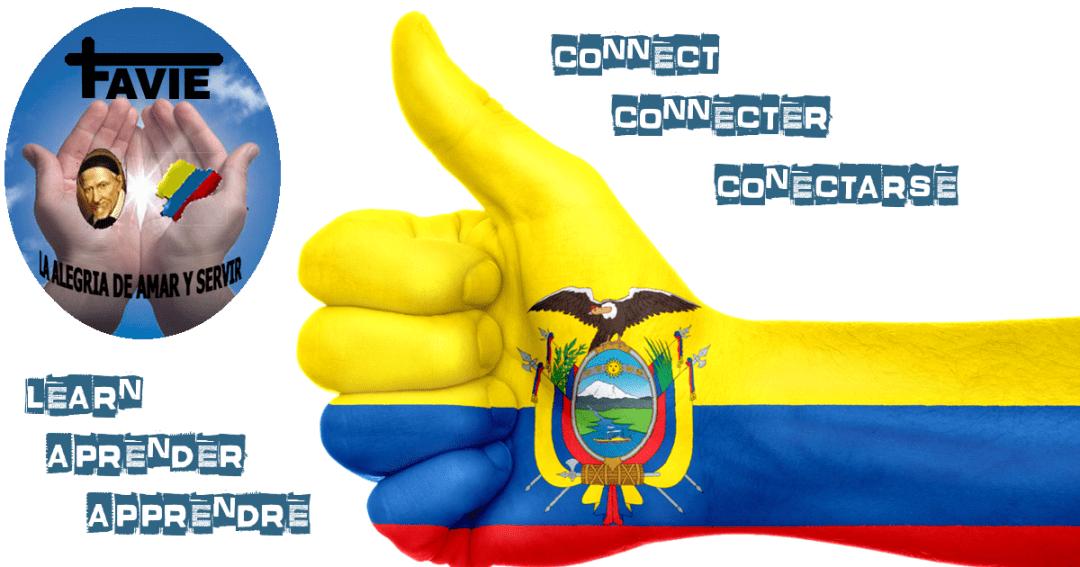 Famille Vincentienne en Equateur: Connecter et Apprendre