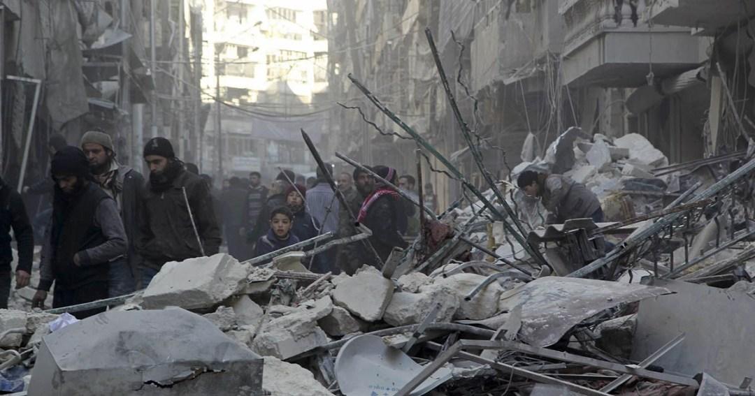 Etre vincentien à Alep