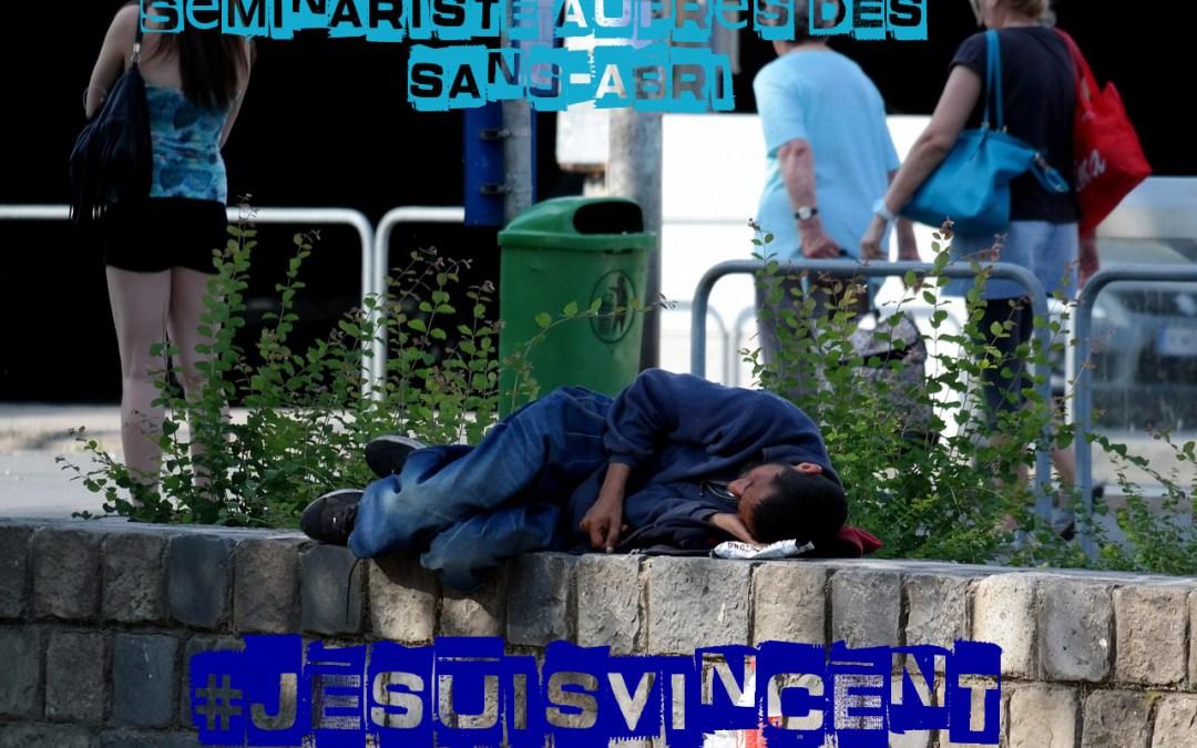 Au service des sans abri : témoignage d'un séminariste
