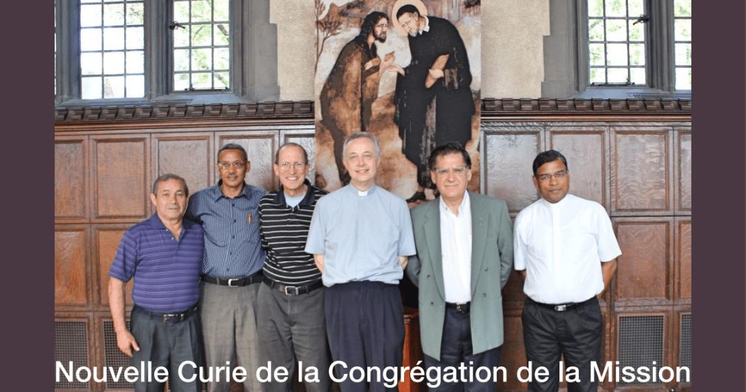 Nouvelle Curie Générale de la Congrégation de la Mission