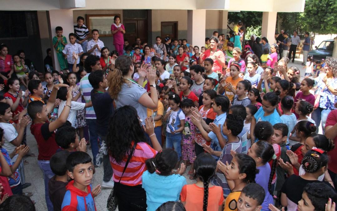 MISEVI Liban se déplace en Égypte !