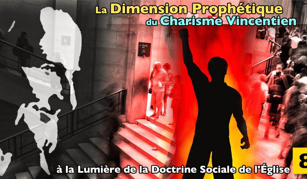 Prophétisme du charisme vincentien nº 8 •  Vincent et Louise – une vision vécue et vivante #famvin400