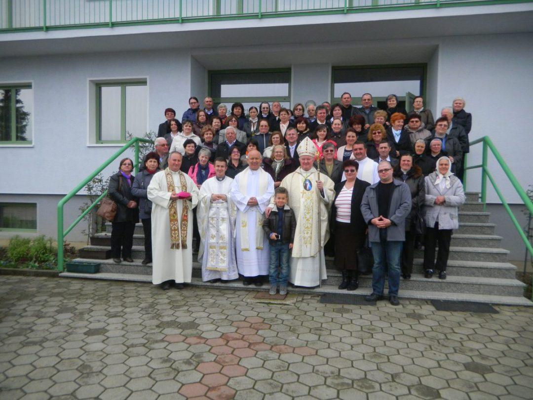Traian: La Famille Vincentienne de Roumanie en fête