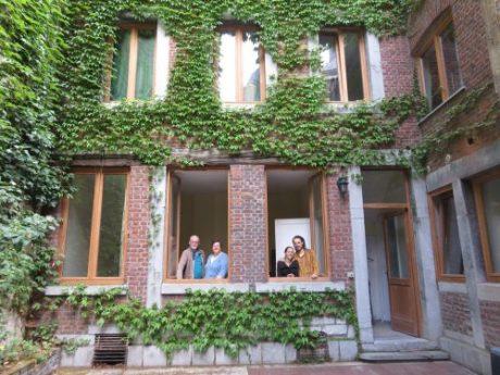 Liège : Bientôt l'ouverture de Casa Béthanie pour les sans-abri