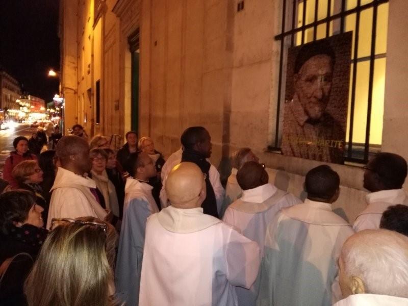 Clôture du Jubilé des 400 ans à Paris